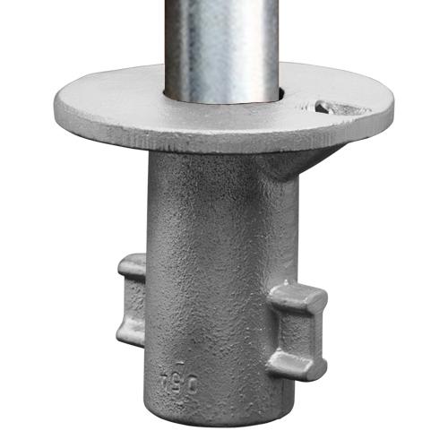 Buiskoppeling Straatpot-E / 48,3 mm