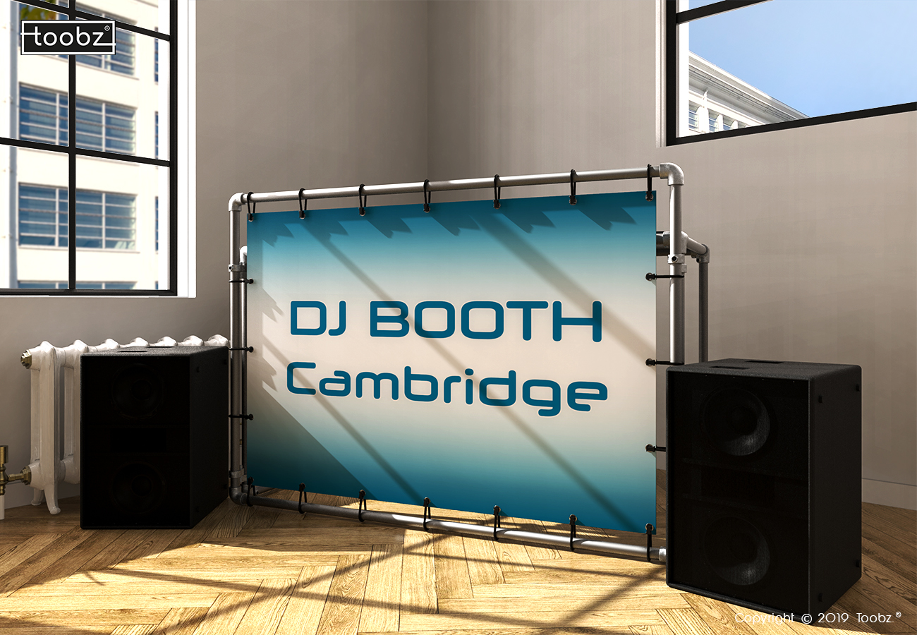 DJ Booth Cambridge