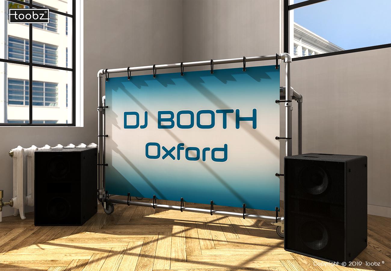DJ Booth Oxford