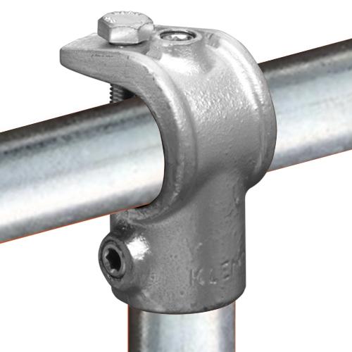 Buiskoppeling Open T-Stuk-E / 48,3 mm