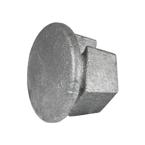 Doos inslagdop metaal voor aluminium buizen