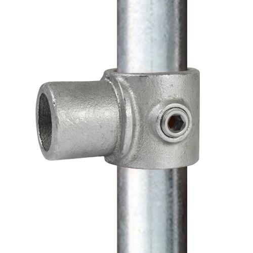 Buiskoppeling Intern draaibaar T-stuk-C / 33,7 mm