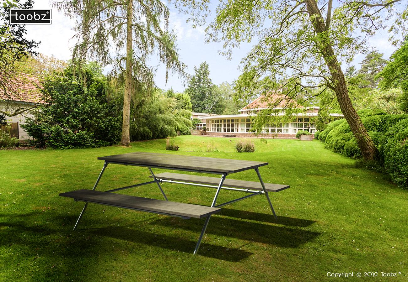 Picknick Tafel Edinburgh