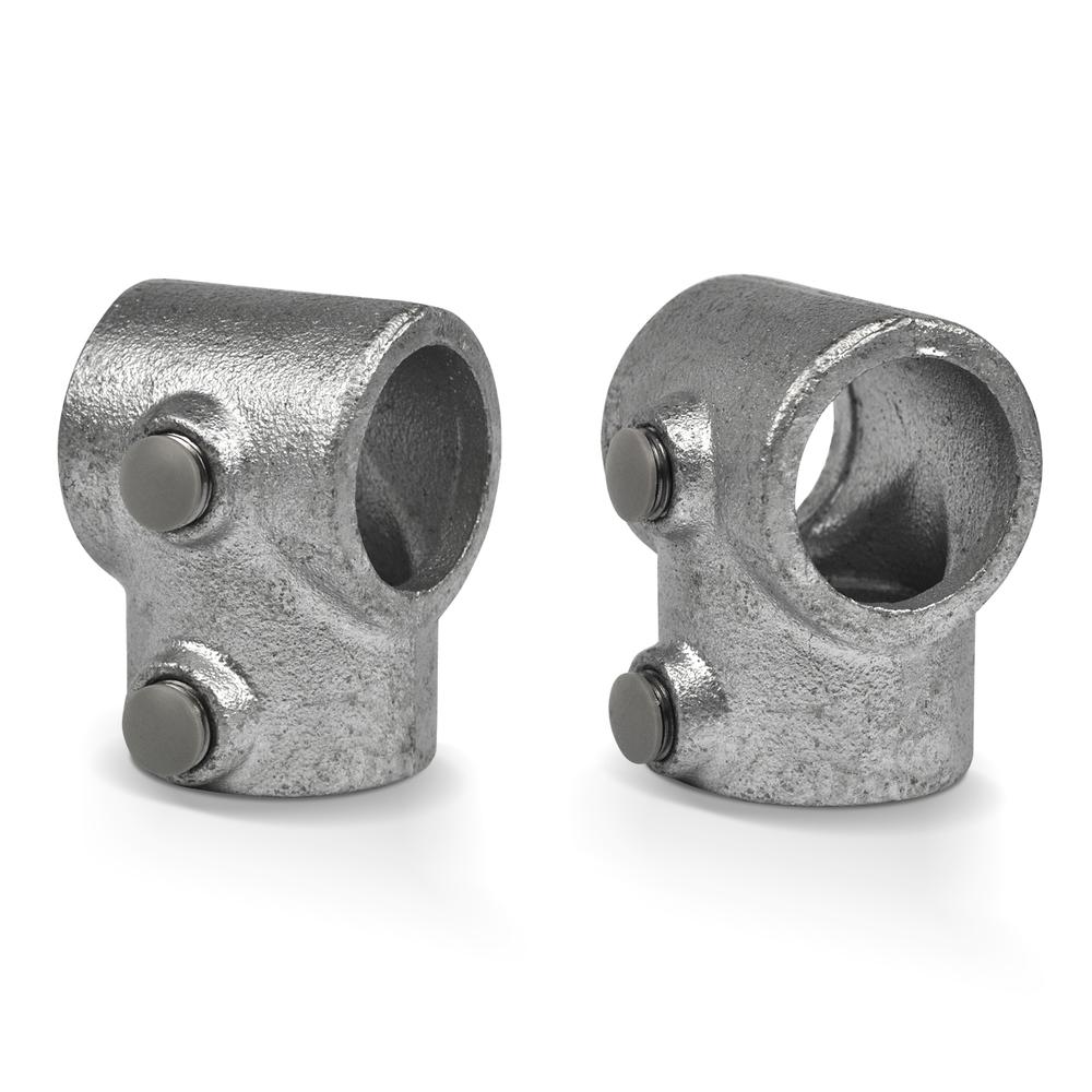 Afdekdop grijs t.b.v. stelschroef-BC / 26,9 mm en 33,7 mm